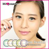 Neo 3 Color Contacts  at e-circlelens.com